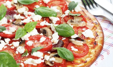 ⏰ Menu pizza o panzerotto, dolce e birra per 2 o 4 persone al Ristorante Briga (sconto fino a 55%). Prenota&Vai!