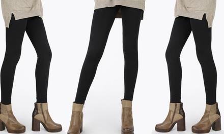 Da 3 a 5 leggings termici da donna disponibili in 2 taglie