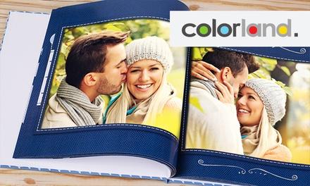 Fotolibri 20x20 cm e 30x30 cm con la copertina rigida fino a 80 pagine offerti da Colorland (sconto fino a 80%)
