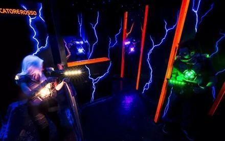 Partita di laser game per 2 o fino a 10 persone da Butterfly Effect Laser Game (sconto fino a 58%)